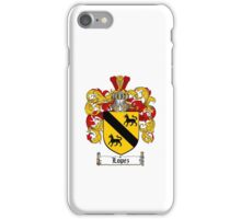 Lopez Family Crest iPhone Case/Skin