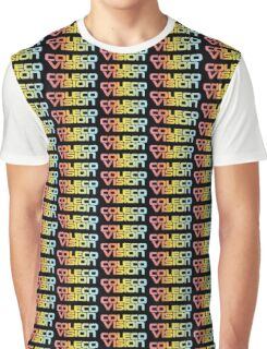 ColecoVision logo Graphic T-Shirt