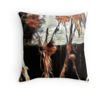 Death ~ a Bittersweet Symphony Throw Pillow