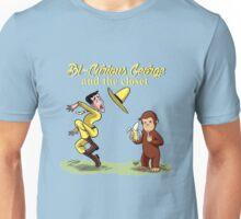 Kids TV show parodies - #1. Bi-Curious George Unisex T-Shirt
