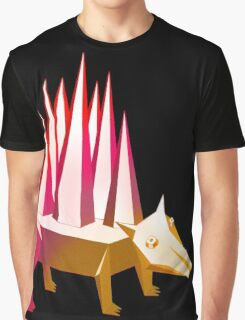 Popsicle Dog Graphic T-Shirt