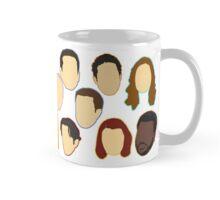 The Office Heads Mug