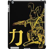Dojo Bunny iPad Case/Skin