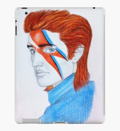 Elvis Stardust iPad Case/Skin