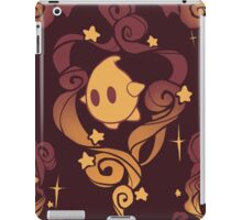 Luma Love - Orange iPad Case/Skin