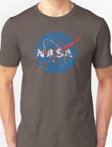 Nasa distressed logo T-Shirt