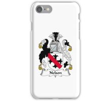 Nelson Family Crest iPhone Case/Skin