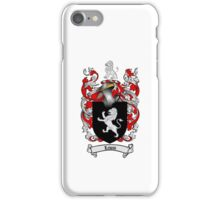 Lewis Family Crest iPhone Case/Skin