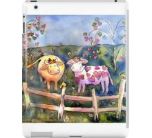 Cows In Love iPad Case/Skin