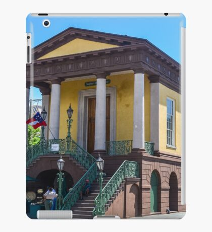 Southern Architecture iPad Case/Skin