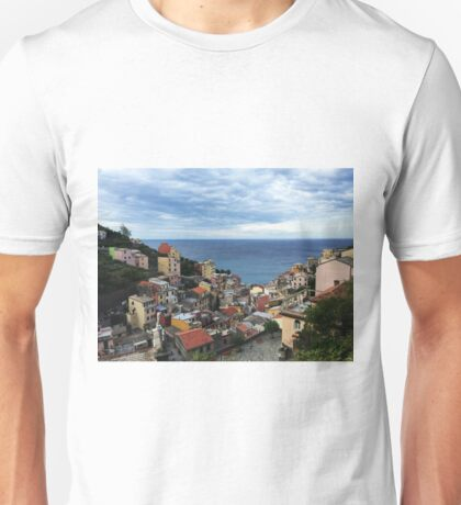 Riomaggiore - Cinque Terre Unisex T-Shirt