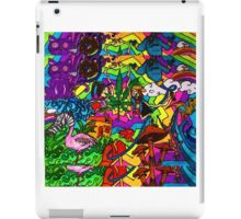 kings recovery iPad Case/Skin