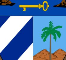 National Coat of Arms of Cuba Sticker