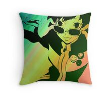 Persona 4 Chie Throw Pillow