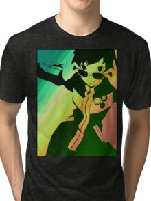Persona 4 Chie Tri-blend T-Shirt