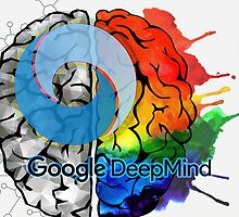 Google DeepMind by UnitShifter