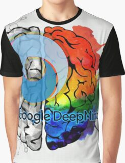 Google DeepMind Graphic T-Shirt