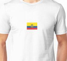 National Flag of Ecuador Unisex T-Shirt