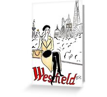 Christmas at Westfield Greeting Card