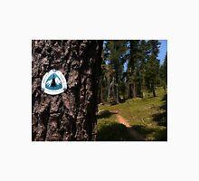 Pacific Crest Trail marker Unisex T-Shirt