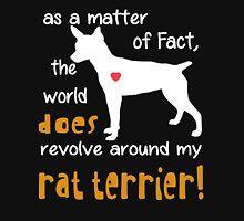 Rat terrier - As a matter of Fact... Hoodie