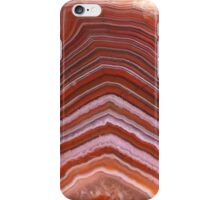 Lake Superior agate iPhone Case/Skin