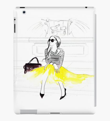 An Italian Voyage iPad Case/Skin