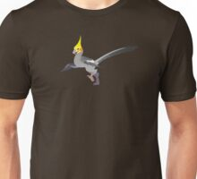 Dino Birds - Grey Cockatiel Unisex T-Shirt