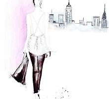Manhattan by FallintoLondon