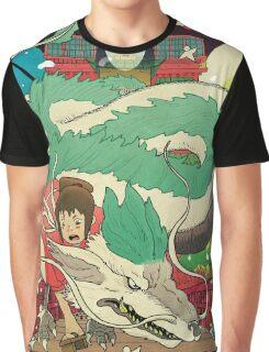 Spirited Away Graphic T-Shirt
