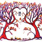 Trees - 'The Heart of Love' by Linda Callaghan