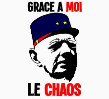 GRACE A MOI LE CHAOS Men's Baseball ¾ T-Shirt