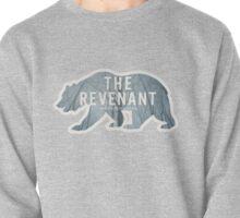 The Revenant bear logo Pullover