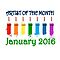 Artist of the month - January 2016