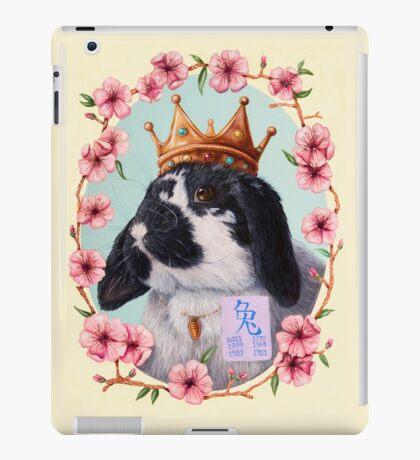 Year of the Rabbit iPad Case/Skin