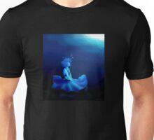 lapis lazuli fled to the bottom of the sea Unisex T-Shirt