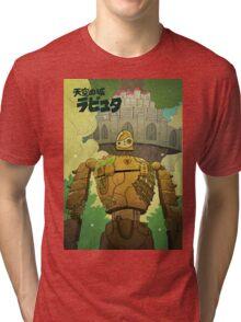 Laputa Tri-blend T-Shirt