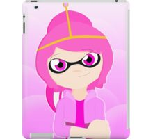 Splatoon & Adventure Time (Princess Bubblegum) iPad Case/Skin
