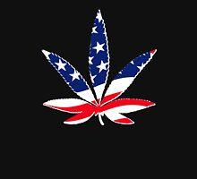 Weed Flagged Unisex T-Shirt