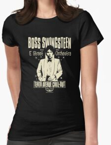 Swing Boss Womens Fitted T-Shirt
