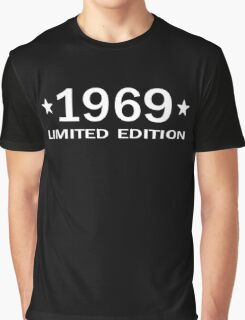 1969 Limited Edition Graphic T-Shirt