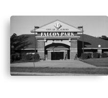 Auburn, NY - Falcon Park Canvas Print