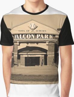Auburn, NY - Falcon Park Graphic T-Shirt