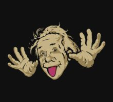 Albert Einstein Kids Tee