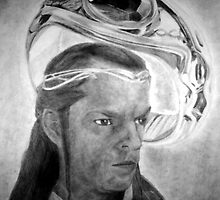Elrond, Lord of Rivendell by Christina Twombly