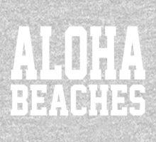 Aloha Beaches One Piece - Long Sleeve