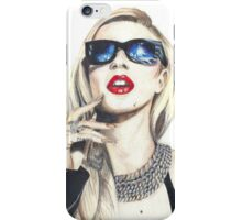 Iggy Drawing iPhone Case/Skin