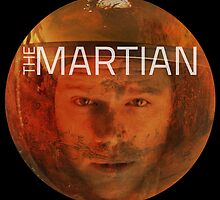 The Martian - Red Planet of Mars by UnitShifter