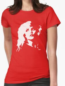 Blondie Womens Fitted T-Shirt