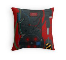 Ghostbusters Proton Pack Throw Pillow